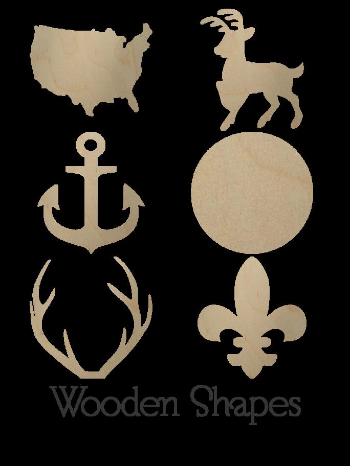 Wooden Cutouts