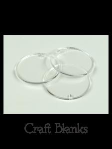 Acrylic Craft Blanks