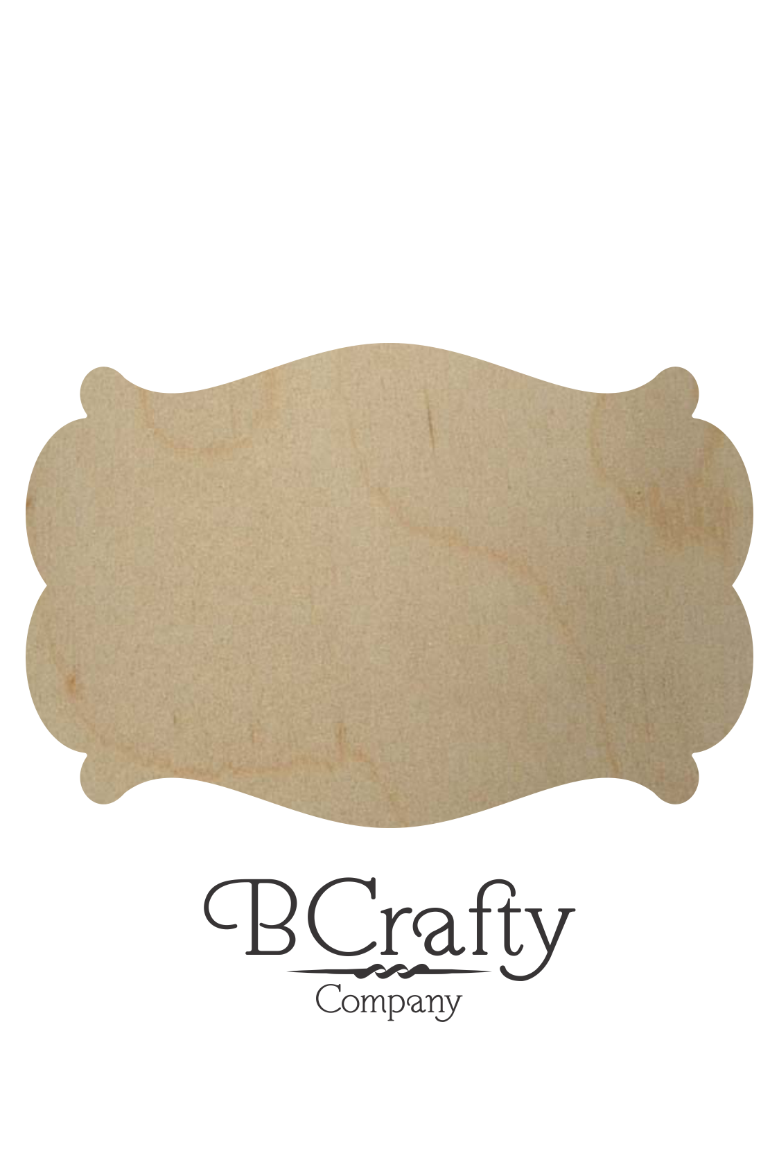 Wooden Sign Blank – BCrafty Company