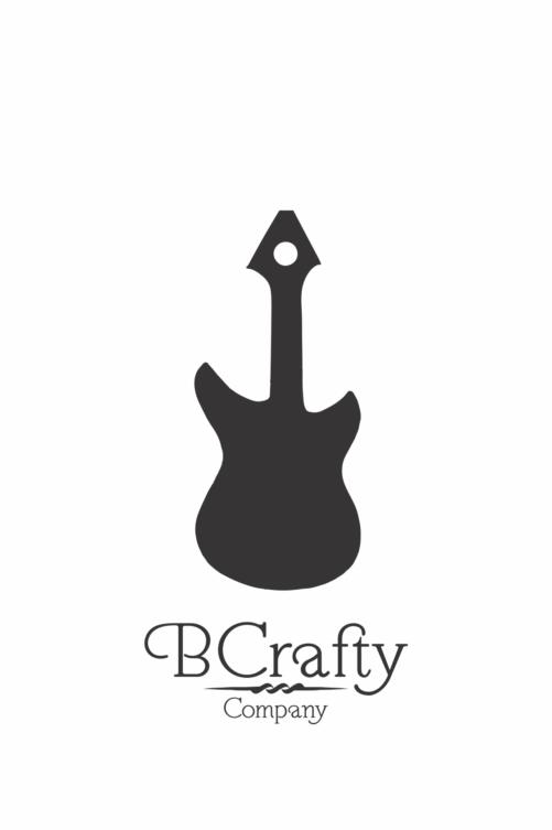 C1030026 Acrylic Guitar Blank
