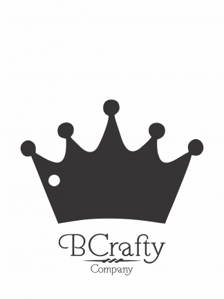 C1030044 Acrylic Crown Blank